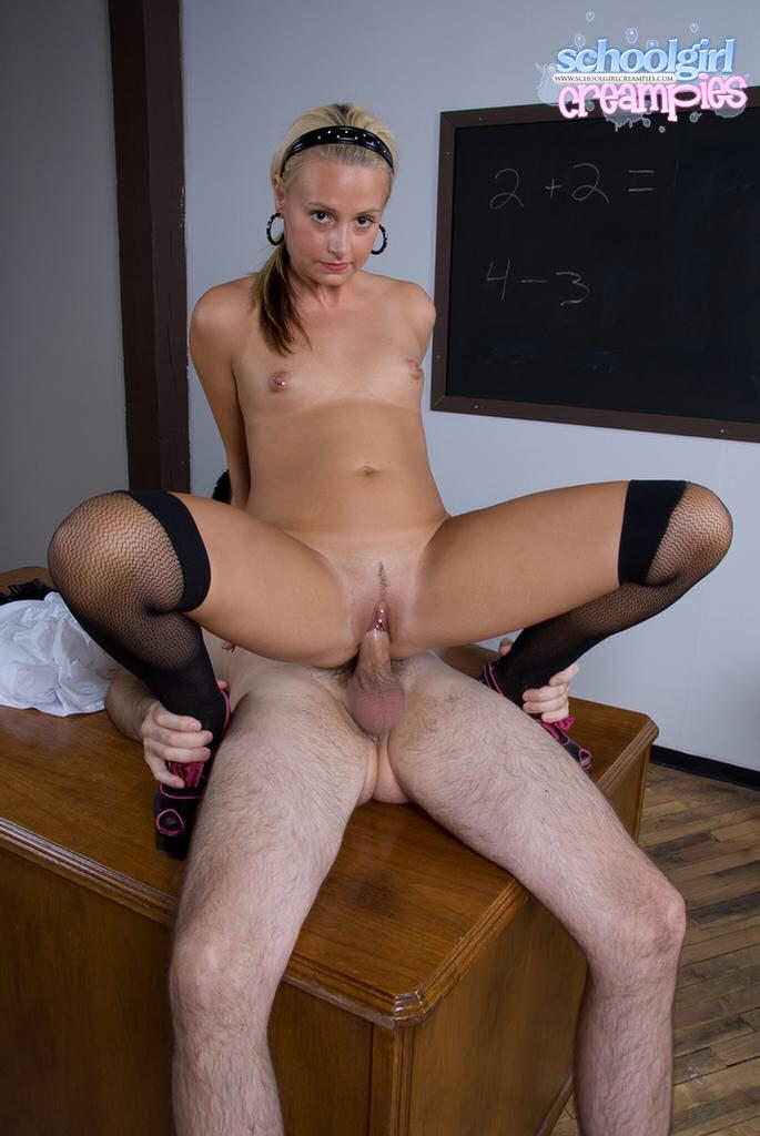 Nasty schoolgirl